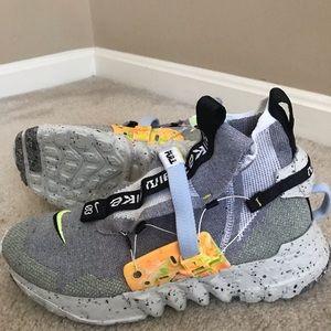 Nike space hippie 03 trash crater grey volt 04 02